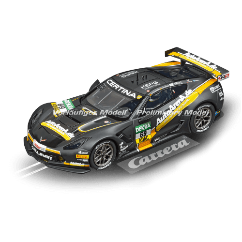 voiture de circuit carrera chevrolet corvette c7 r. Black Bedroom Furniture Sets. Home Design Ideas