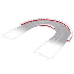 Carrera mur de pneus CA21130