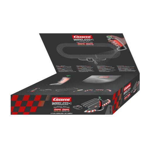 Carrera Set SINGLE 2,4 GHz Wireless CA10110