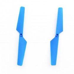 2 hélices Bleue pour Drone Rocket 250