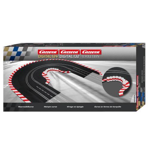 Carrera Virage en épingle 124 132 Carrera 20613
