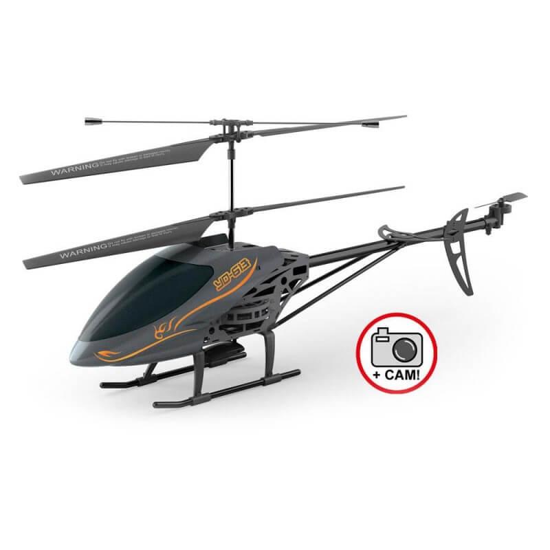 Hélicoptère Géant avec Caméra / 75cm