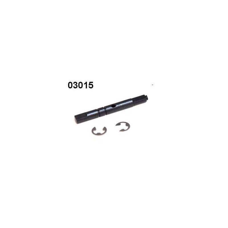 pièces Ninco XB10/ Maxam / Amewi / HSP 03015