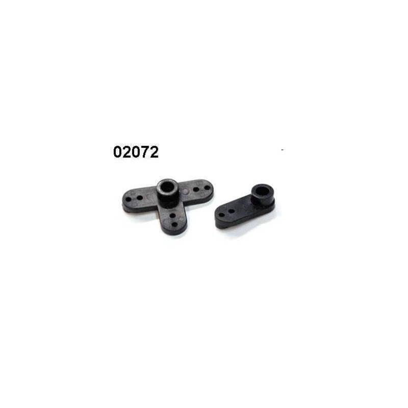 pièces Servo Ninco XB10/ Maxam / Amewi / HSP 02072