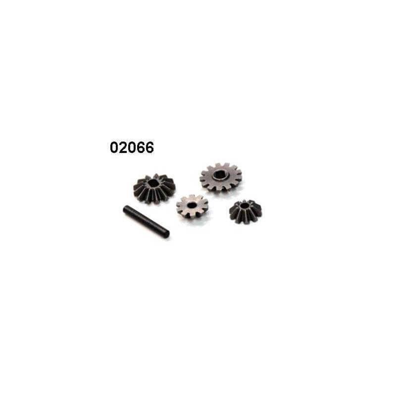 Pinons Diff Ninco XB10/ Maxam / Amewi / HSP 02066