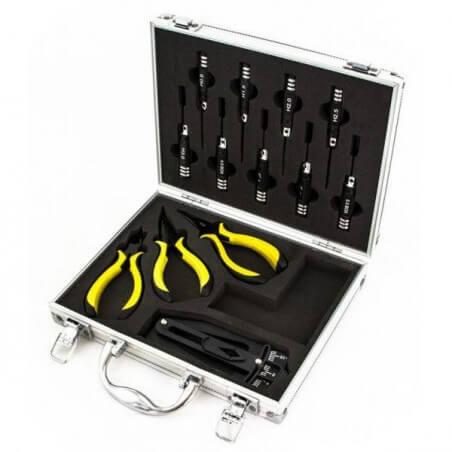 Set d'outils et malette alu