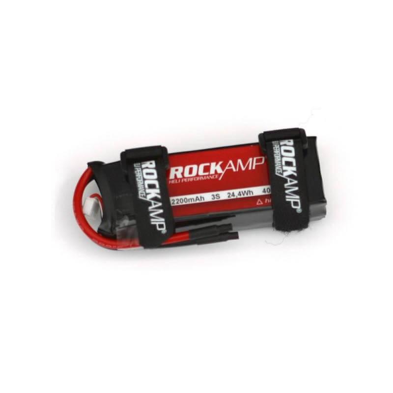 Sangle Velcro x2 strap Batterie 170 x 16 mm