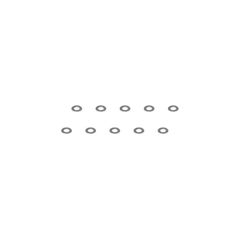 ARRMA - pièces ref: AR709003  (x 10) - 3x8x0,5mm