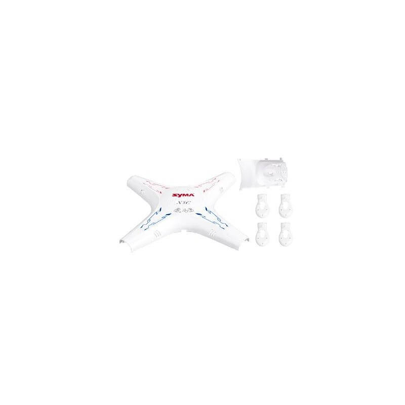 Fuselage complet SYMA X5C