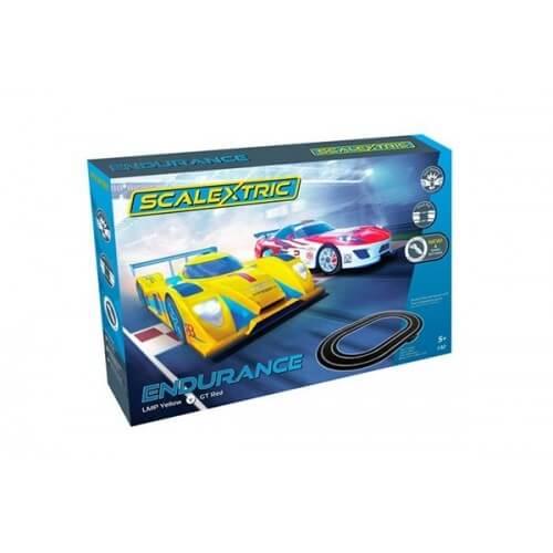 circuit voiture jouet 5 6 ans scalextric c1399 endurance 1 32. Black Bedroom Furniture Sets. Home Design Ideas