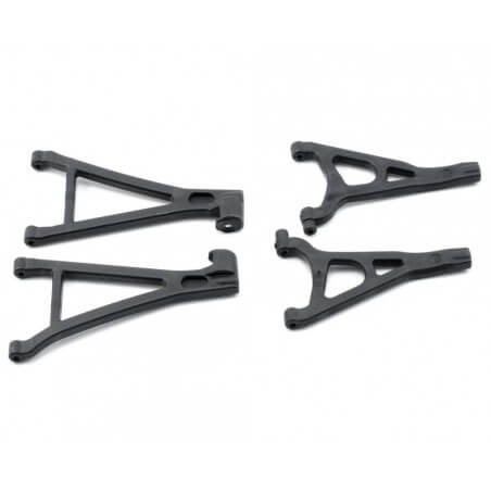 Triangles de suspension AV sup et inf- Traxxas 7131
