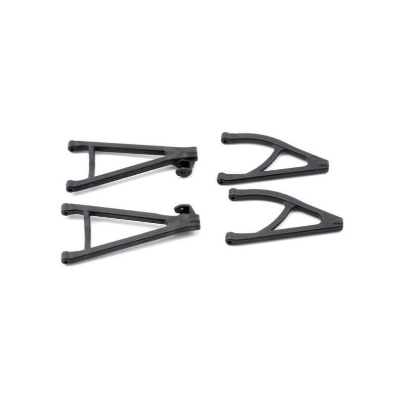 Triangles de suspension AR sup et inf- Traxxas 7132