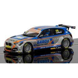 Scalextric C3862AE Autograph Series BTCC BMW 125 Series 1 - Rob Collard - Specia