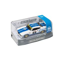 Scalextric C3741A 60th Anniversary Special Edition Packaging - Ford XC Falcon -