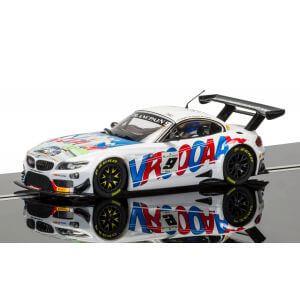 Scalextric - C3855 - BMW Z4 GT3 Roal Motorsport Spa 2015