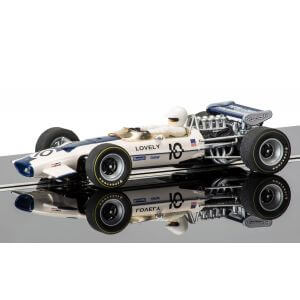 Scalextric C3707 Legends Team Lotus 49 - Pete Lovely