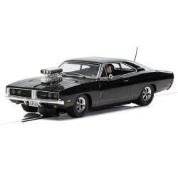 Scalextric - C3936 - Dodge Charger black Fast & Furious