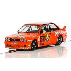 Scalextric C3899 E30 BMW M3 DTM 1988 Avus- Rennen Jagermeister New