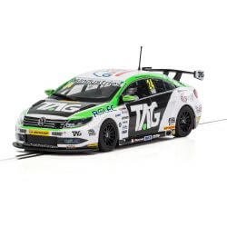 Scalextric C3918 VW Passat CC NGTC Team HARD - BTCC 2017 Jake Hill
