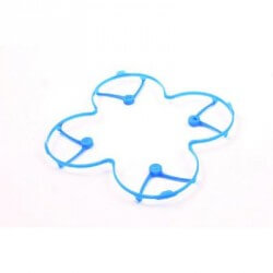 H107-A21 - Protection Hélices Bleu Hubsan X4 H107C, H107D, H107C HD