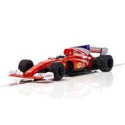 Scalextric C3958 Red Stallion F1 Car