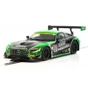 Scalextric C3942 Mercedes AMG GT3 - British GT 2017