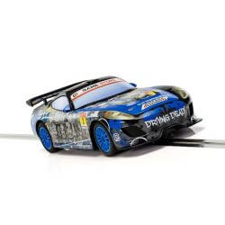 Scalextric C3959 Team GT Zombie
