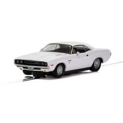 Scalextric C3935 Dodge Challenger 1970 - White