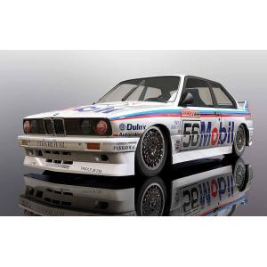 Scalextric C3929 BMW E30 M3 - Bathurst 1000 1988