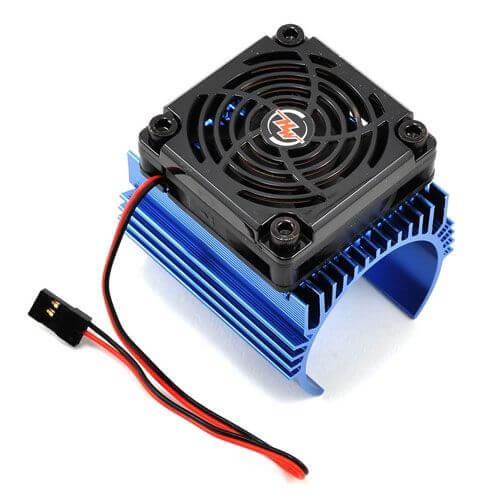 "Hobbywing radiateur + ventilateur 1/8"" 86080130"