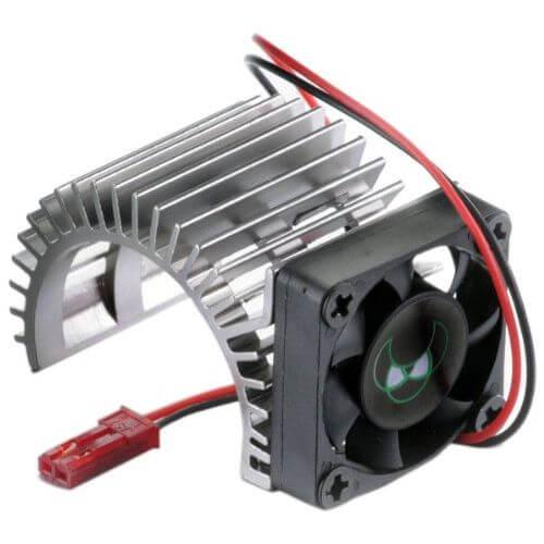 Radiateur pour moteur 540 + Ventilateur Version 1