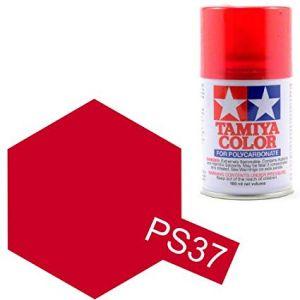 Tamiya peinture PS37 rouge translucide 86037