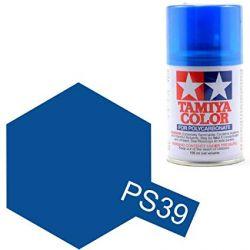 Tamiya peinture PS39 bleu clair translucide 86039