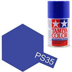 Tamiya peinture PS35 bleu violet 86035