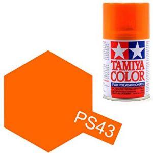 Tamiya peinture PS43 orange translucide 86043