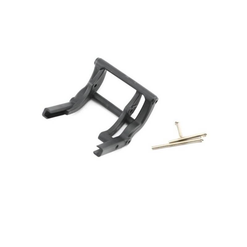Support de wheelie bar noir- Traxxas 3677