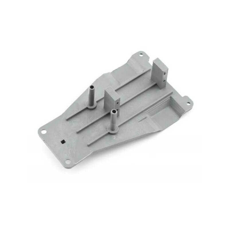 Platine supérieure grise - Traxxas 3723A