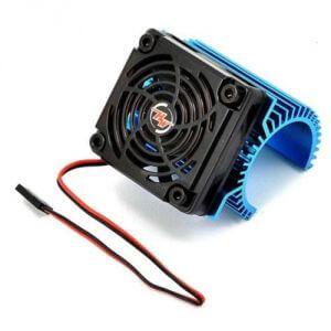 Hobbywing radiateur + ventilateur moteur 540 HW86080120