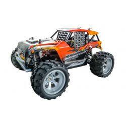 MonsterTruck Energy Racer 1/18 4WD - vitesse 55 km/h