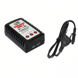 Chargeur Lipo 2 - 3S Ultimate Pro 3 AC 1,6A 20W - MHD