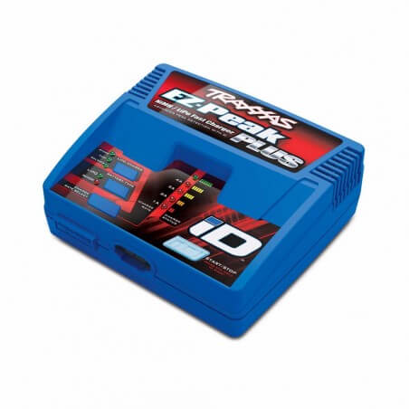 Traxxas Chargeur Rapide Lipo/Nimh ID 80W 2970G