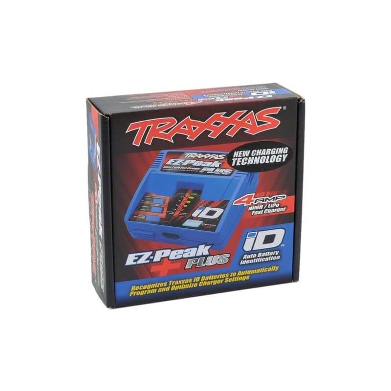 Traxxas Chargeur Rapide Lipo/Nimh ID 80W 2970G