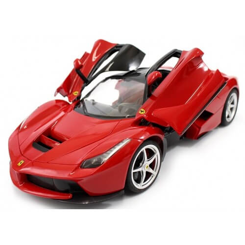 voiture t l guid e enfants 8 12 ans ferrari f70 1 14 rs50100. Black Bedroom Furniture Sets. Home Design Ideas