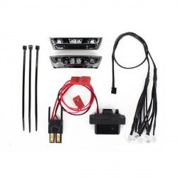 Kit led, 1/16 E-Revo - Traxxas 7185