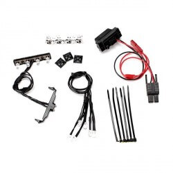 Kit lumiere led 1/16 Summit - Traxxas 7285