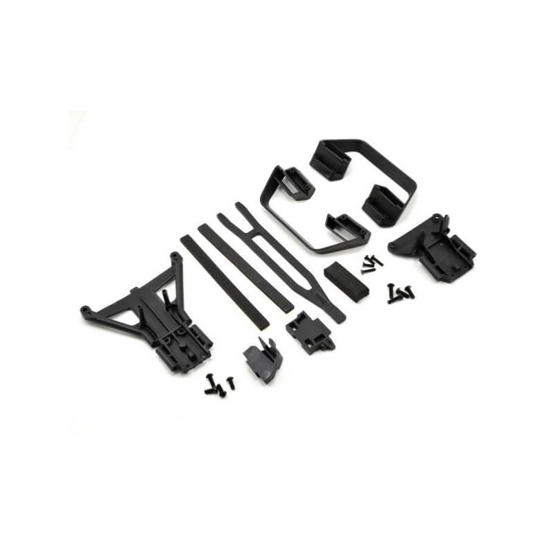 Kit de conversion chassis - Traxxas TRX 7421 Slash 4x4