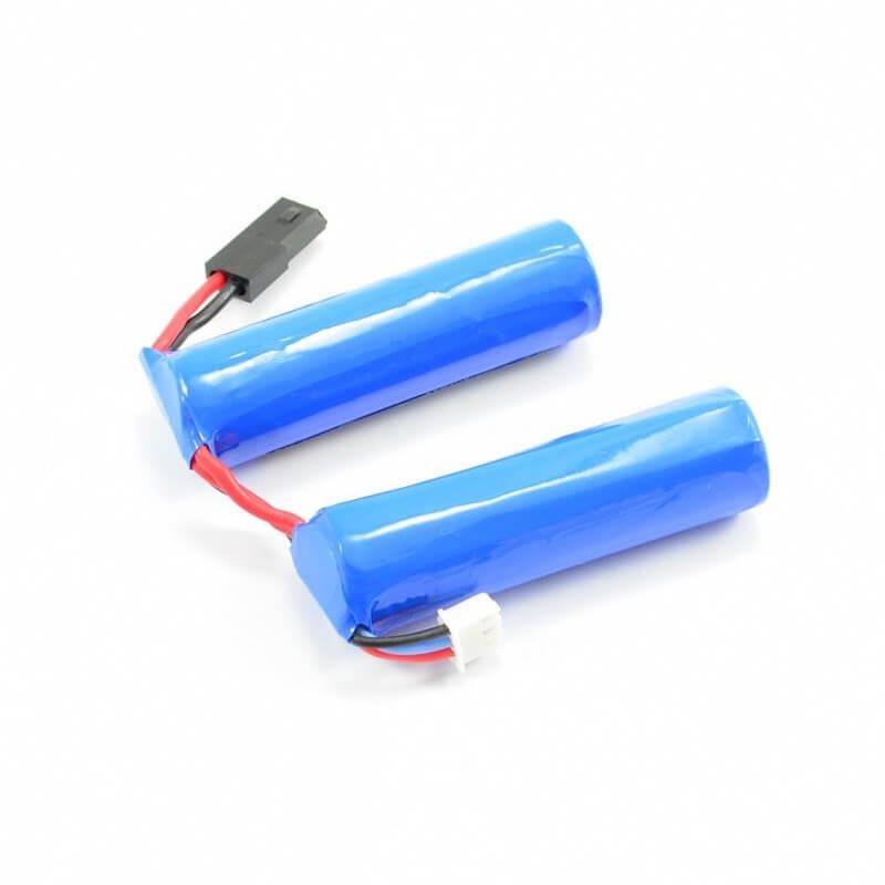 Batterie Li-ion 7.4V 1500mAh SURGE 1/12 - FTX7265 - ISHIMA