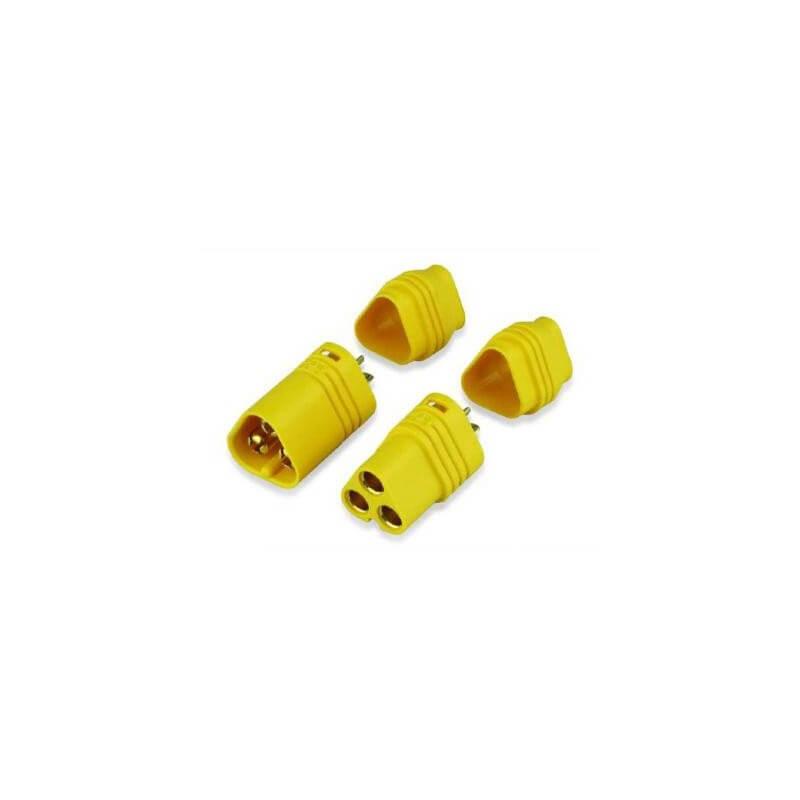 Prise PK é MT60 é é3,5mm é 1 paire