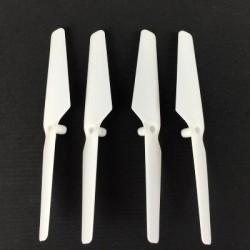 4 Hélices pour Drone MJX X400
