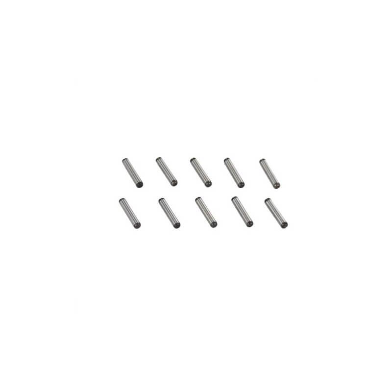 Petits axes de roues 2 x 10mm pour Voitures 1/10 HSP 08027